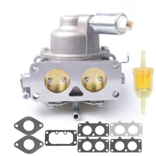 CARBURETOR w// GASKETS fits Briggs Stratton 44S577 44S677 44S777 44S877 Engines
