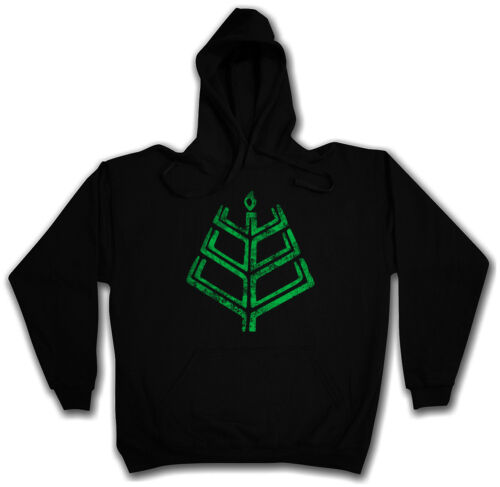 Romuva ospitate dievturity simbolo hooded sweatshirt hoodie Sign caratteri Lettonia