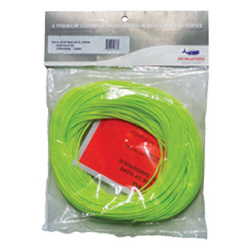 Dynaglide 1.8mm x 200/' Green Throwline Smooth Surface High Strength