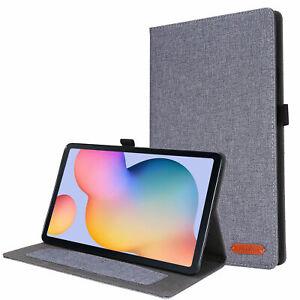 Cubierta-Para-Samsung-Galaxy-Tab-S6-Lite-SM-P610-P615-Funda-Protectora-Pie-De