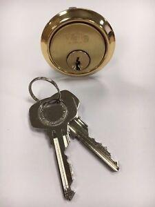 Genuine Yale 1109 jante cylindre en laiton poli RRP. à Partir De £ 14.59-afficher le titre d`origine 12cSEQ9J-07141153-230411402