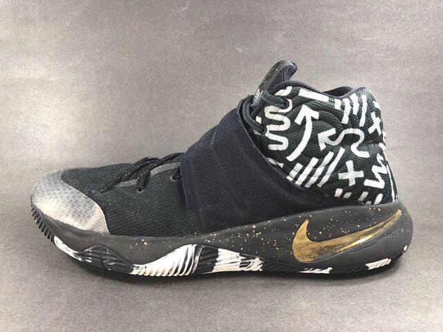 differently 4db2a 4e6f7 Nike™ ~ KYRIE 2 CUSTOM NikeID Basketball Shoes ~ 843253-991 ~ Men Sz