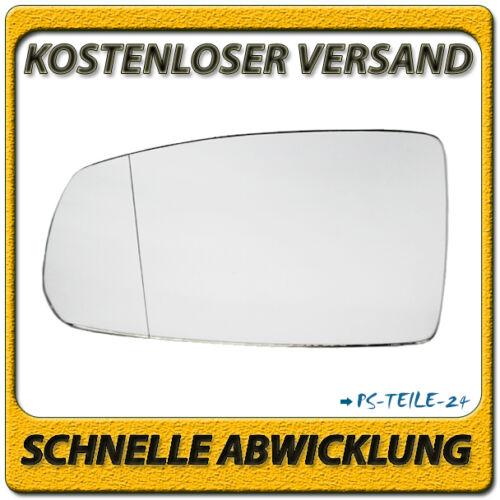 Vidrio pulido para Kia Rio II 2005-05//2011 Enlaces lado del conductor asphärisch