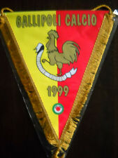 GAGLIARDETTO GALLIPOLI CALCIO pennant wimpel fanion