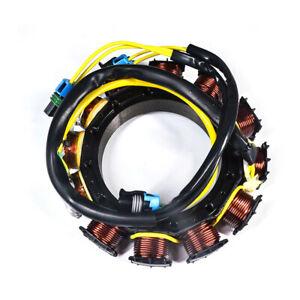 Stator For 174-0002 398-858404T4 398-858404T3 Mercury 135 140 150 200 HP 2000-05