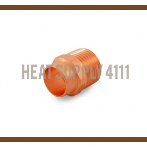 """3//4/"""" Copper x Male Threaded Adapter"""
