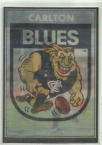 Image Is Loading 1992 AFL CARLTON BLUES STEPHEN KERNAHAN MASCOT LADDER