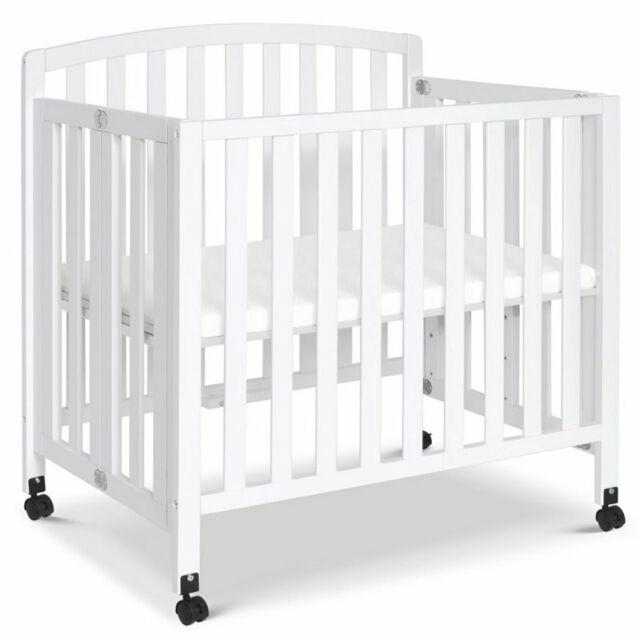 Nursery Cribs Lagoon Babyletto Origami Mini Crib Cribs & Beds ...   640x640