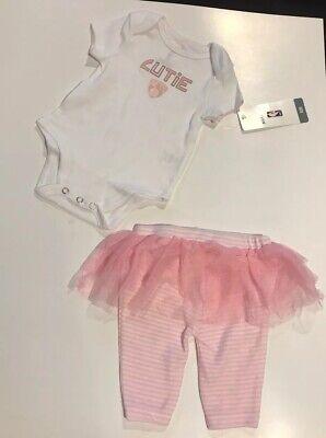 NBA Newborn Half Court Dancer Tutu Legging with Onesie Set Houston Rockets-White-6-9 Months