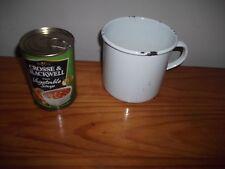 RIESS Austria Retro large Enamel mug 3/4 works on induction cooker