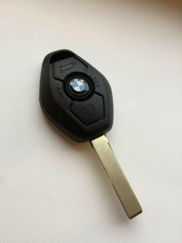 E61 E63 ID46 Transponder 868MHz Fernbedienung BMW Schlüssel E60