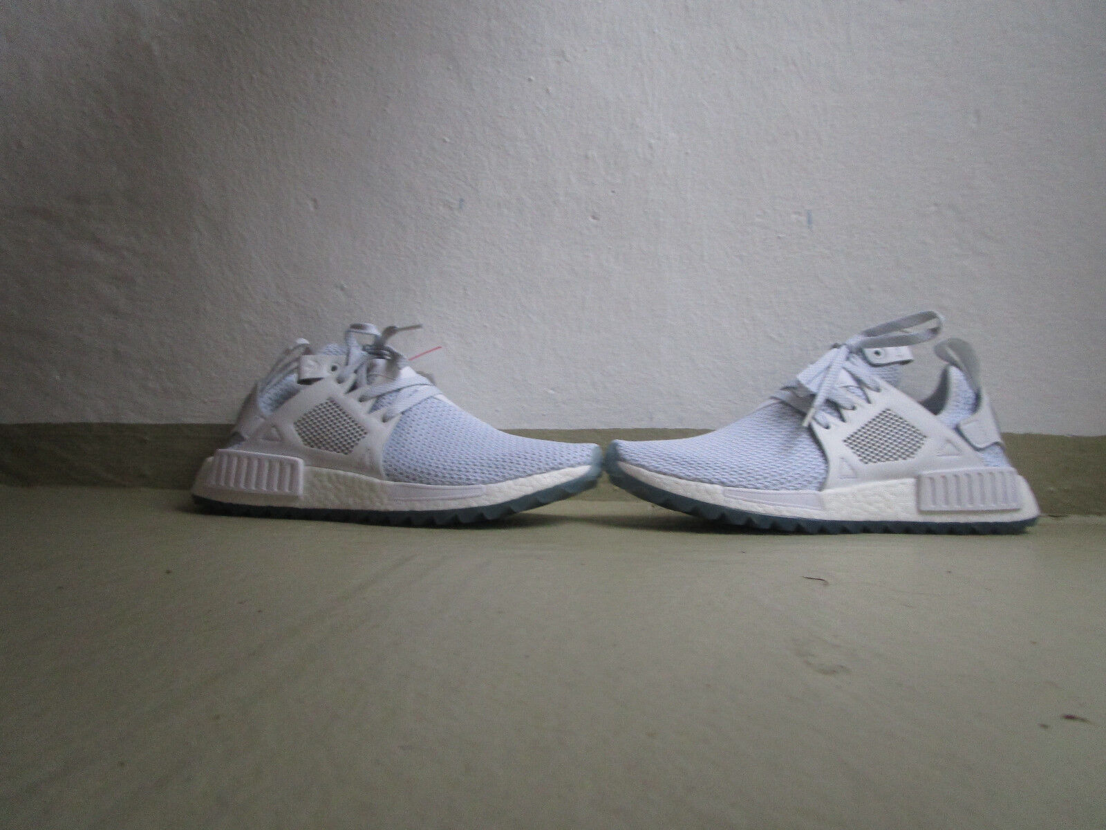 Adidas Consortium x Titolo NMD XR1 Trail Runner Boost Boost Boost 45 1/3 Light bleu/blanc 4f5d34