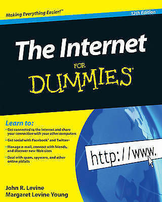 Young, Margaret Levine : The Internet For Dummies (For Dummies (C