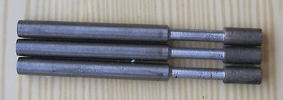 Diamond cylindrical grinding head 3-6-40-3 mm 80//63 micr 3 pcs.