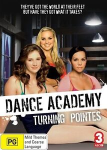 DVD-Dance-Academy-Turning-Pointes-FREE-POST-P2