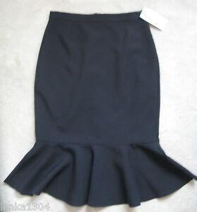 Dorothy-Perkins-Black-tight-Stright-Office-Skirt-NEW-UK-sizes-8-or-10-22-00