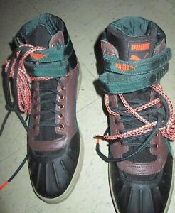 zapatos mujer invierno puma