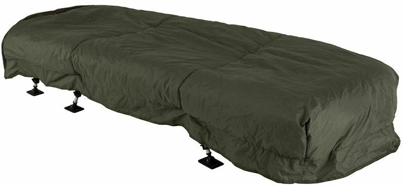 JRC Defender Fleece Sleeping Bag Cover Carp Fishing Bed Cover - 1441638