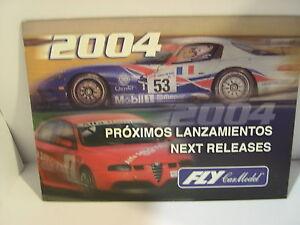 Clever Fly Katalog BroschÜre-neuheiten 1grad Semester 2004 Neu Special Summer Sale Spielzeug