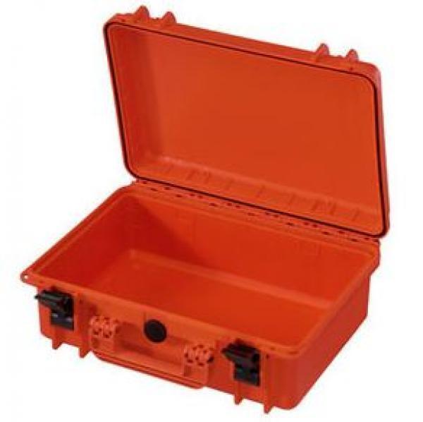 MAX430-O - Equipment Case wasserdicht, Orange, 430x286x185mm