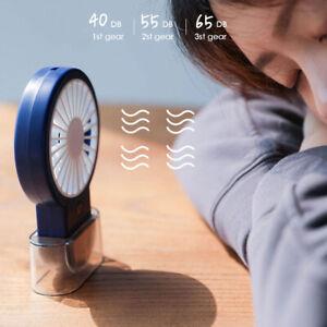 Handheld-Desk-Fan-Cooler-Cooling-Folding-Electric-Mini-Portable-USB-Rechargeable
