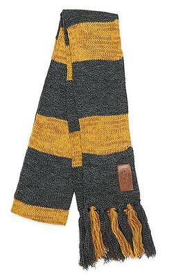 HARRY POTTER Licensed FANTASTIC BEASTS Newt Scamander HUFFLEPUFF Scarf COSPLAY