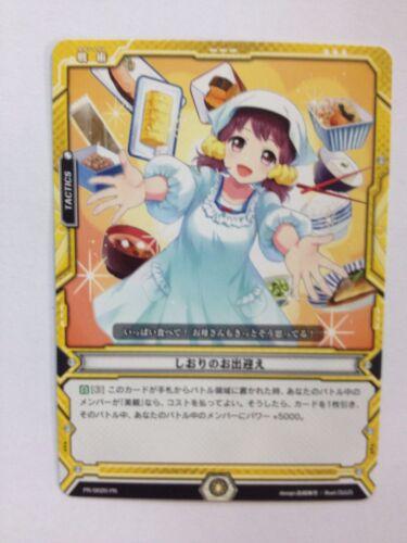 L/&L Luck and Logic Shiori/'s Welcome PR PR//0020 Promo