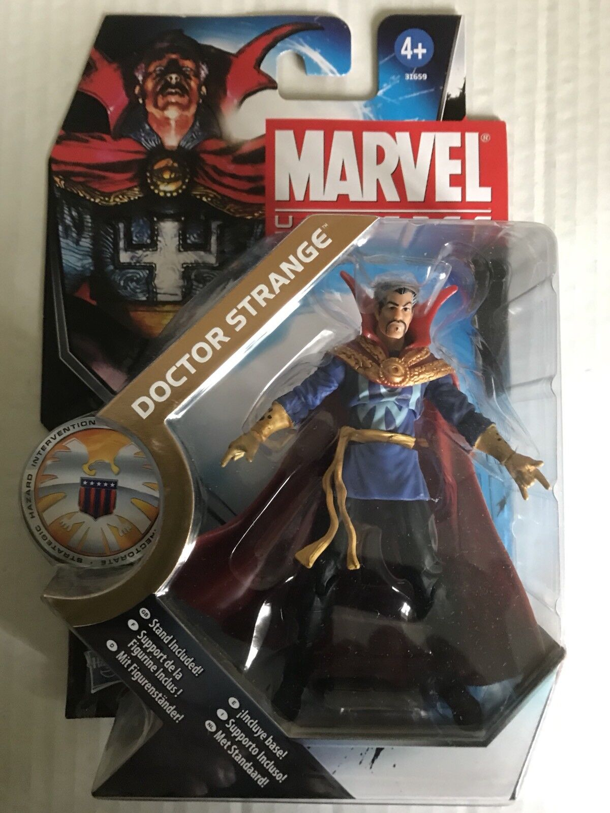 Marvel Universe Figure Of MARVEL'S MARVEL'S MARVEL'S DOCTOR STRANGE Series 3 Action Figure 3.75  1c2a91