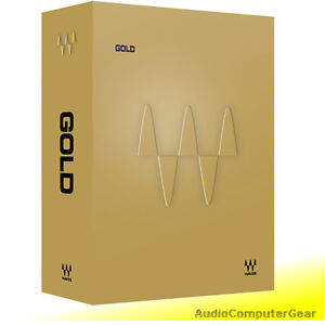 Waves-GOLD-Bundle-Audio-Software-Effect-Plug-in-Collection-NEW