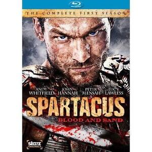 Spartacus: Blood and Sand - Season 1 Blu-ray Disc, No ...