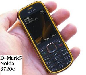 Nokia-3720-classic-EXTERIOR-PEL-CULA-DE-PANTALLA-ORIGINAL-RECOGIDA-FRANKFURT