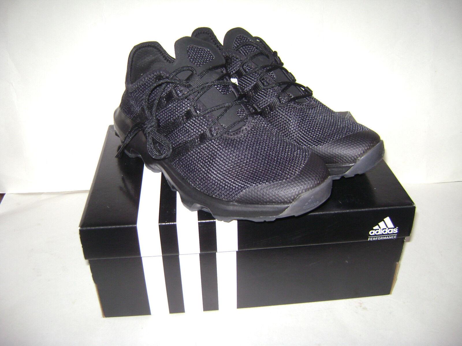 NIB Adidas Shoes Outdoor ClimaCool Voyager Hiking Shoes Adidas US Men Sz 8.5 Women 9.5 Black f8e385
