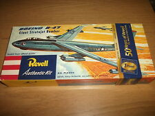 Revell Authentic Kit - Boeing B-47 Bomber  - Bausatz 1:113