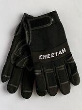 Memphis Cheetah 935ch Industrial Work Gloves Large Black Crw95chl