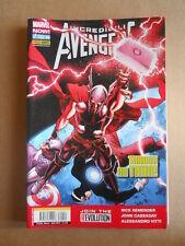 Incredibili AVENGERS n°4 2013 Marvel Panini  [G410]