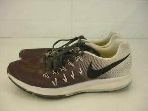Details about Mens sz 13 M Nike Air Zoom Pegasus 33 831352 002 Running Shoes Gray Black White