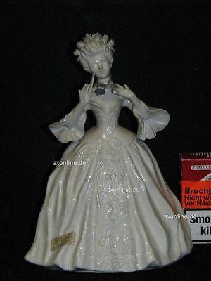 +# A001525 Goebel Archiv Muster Florence Dame Frau Mit Fächer Flor5 Plombe Hohe QualitäT Und Geringer Aufwand