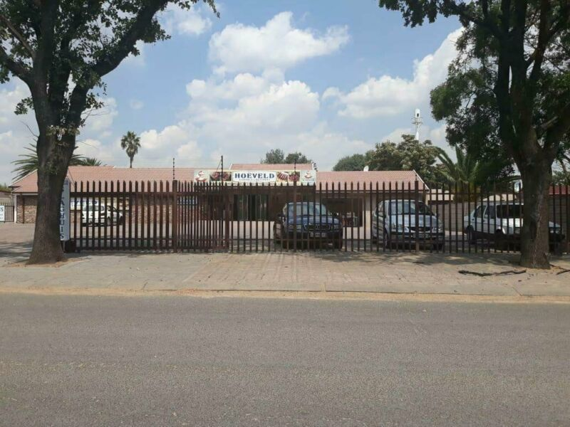Butchery Business and property for sale in Sasolburg
