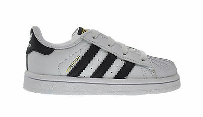Baby Shoes Popular Brand Adidas Superstar I Baby Toddlers Shoes Running White/collegiate Black C77913