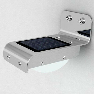 NEW 24 LED Solar Power Outdoor Lamp PIR Motion Sensor Security Light Waterproof