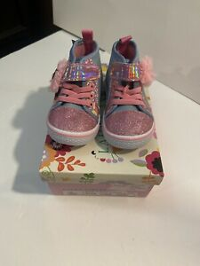 Laura Ashley Toddler Shoes Sz 5