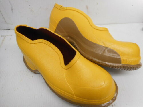 Honeywell Servus Dielectric Yellow Electrical Hazard Oveshoes Mens 15 51581