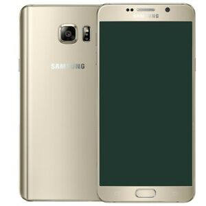 Samsung Galaxy Note 5 Gold Smartphone At T Sprint T Mobile Verizon Or Unlocked Ebay