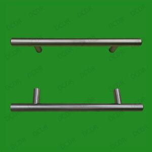 1-x-96mm-mat-effet-chrome-T-poignee-porte-tiroir-anse-garde-robe-placard
