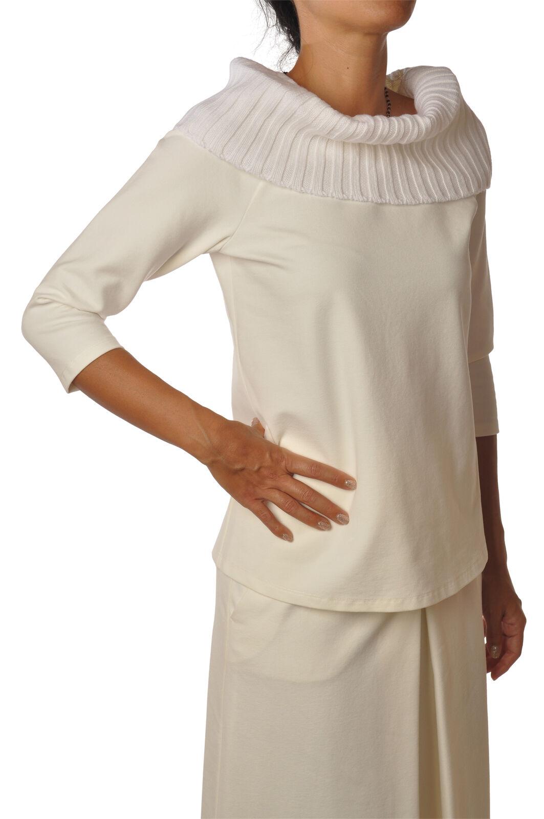 Twin Set - Shirts-Blouses - Woman - White - 5506107C194642