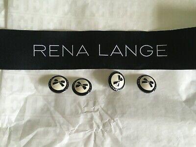 4 Exklusive Originale Rena Lange Knöpfe So Effektiv Wie Eine Fee
