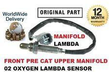FOR TOYOTA HARRIER IMPORT 3.0 97-03 FRONT PRE CAT MANIFOLD OXYGEN LAMBDA SENSOR