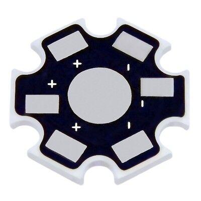 10 Stück Star Leerplatine für HighPower LED Emitter// Platine für High Power Leds