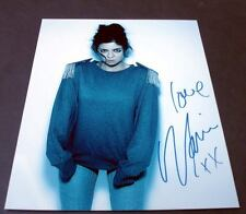 "MARINA &/ AND THE DIAMONDS PP SIGNED 10X8"" PHOTO REPRO"