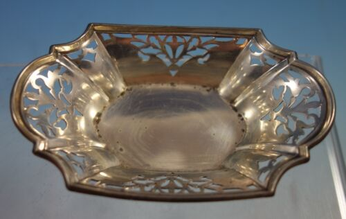#2129 King George by Watson Sterling Silver Nut Dish #5559
